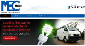 electricians in Sydney