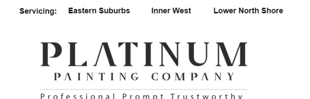 Sydney Painters PlatinumPainting Launch New Website For Eastern Suburbs